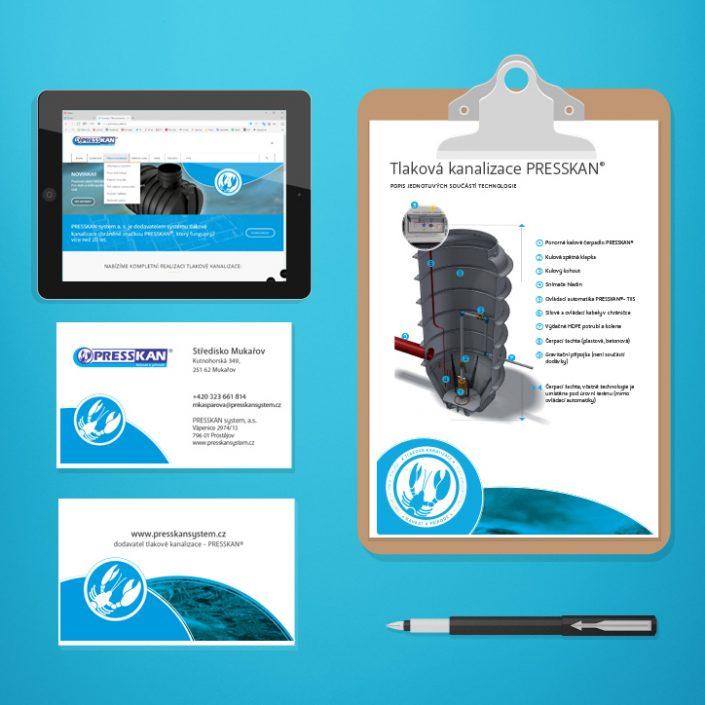 firemní design, webdesign, vizitky