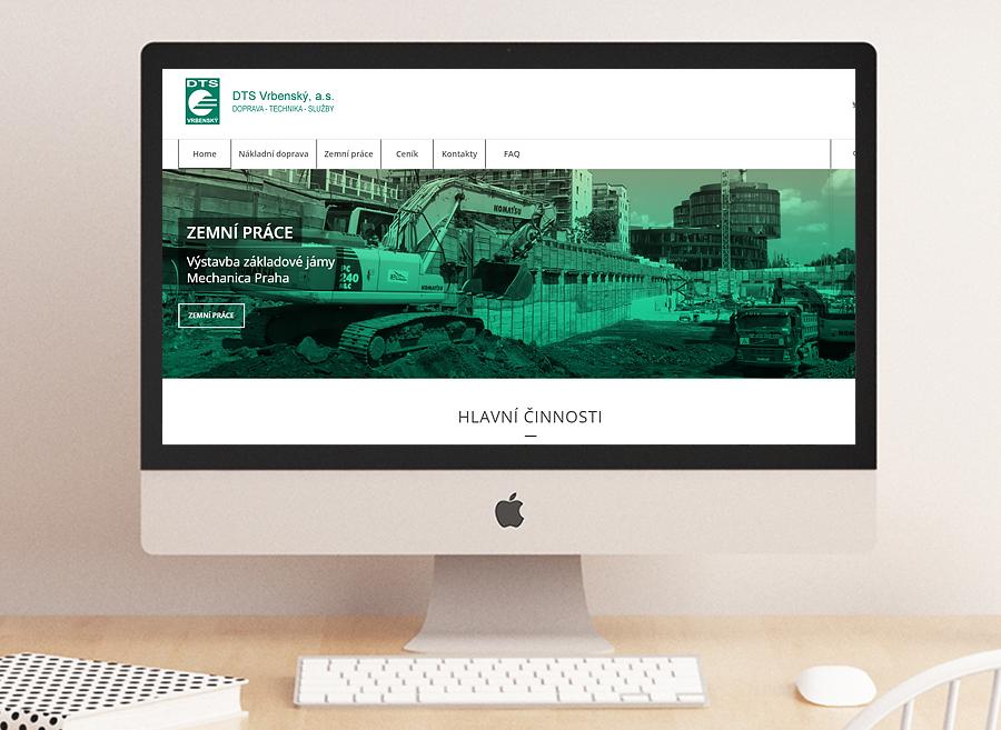 webdesign, SEO, responzivní stránky, Dts-as.cz