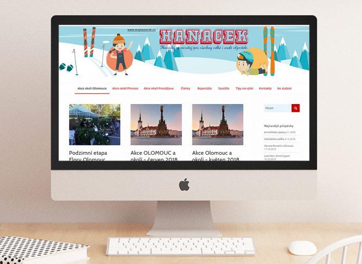 webdesign, SEO, responzivní stránky, blog